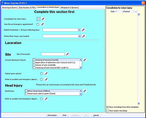 TPP SystmOne GP Enhanced Services Clinical Templates Updates DES ...